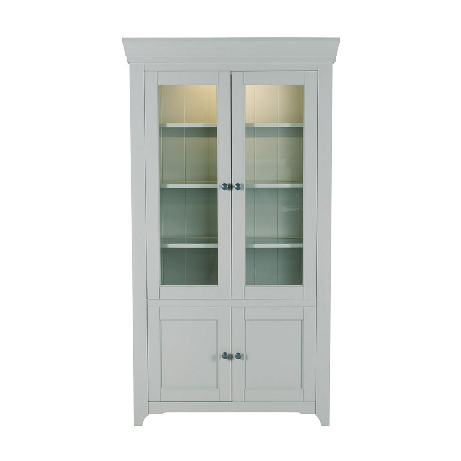 Malvern Tall Glazed Display