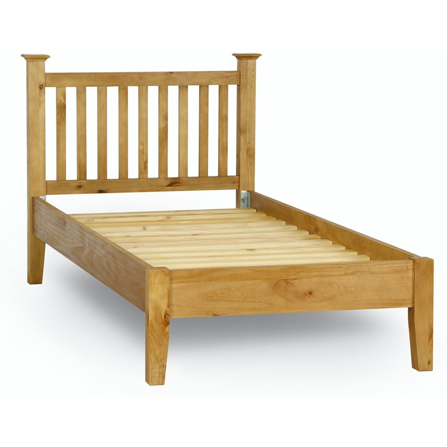 Sherwood Pine 3ft Bed