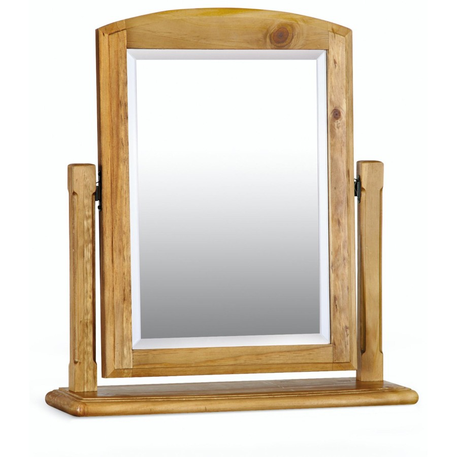 Sherwood Pine Swivel Mirror