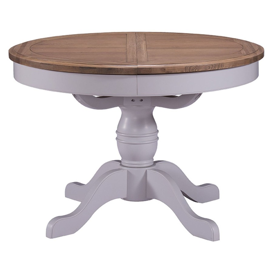 Georgia Round Extending Table