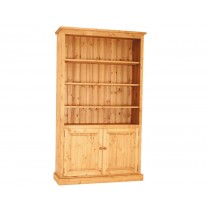 "Bespoke Combination 48"" Tall 2 Door Bookcase"