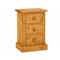 Bespoke Combination Slim 3 Drawer Bedside