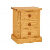Bespoke Combination 3 Drawer Bedside