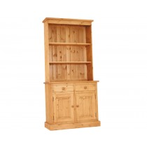 Bespoke Combination 3' Open Dresser