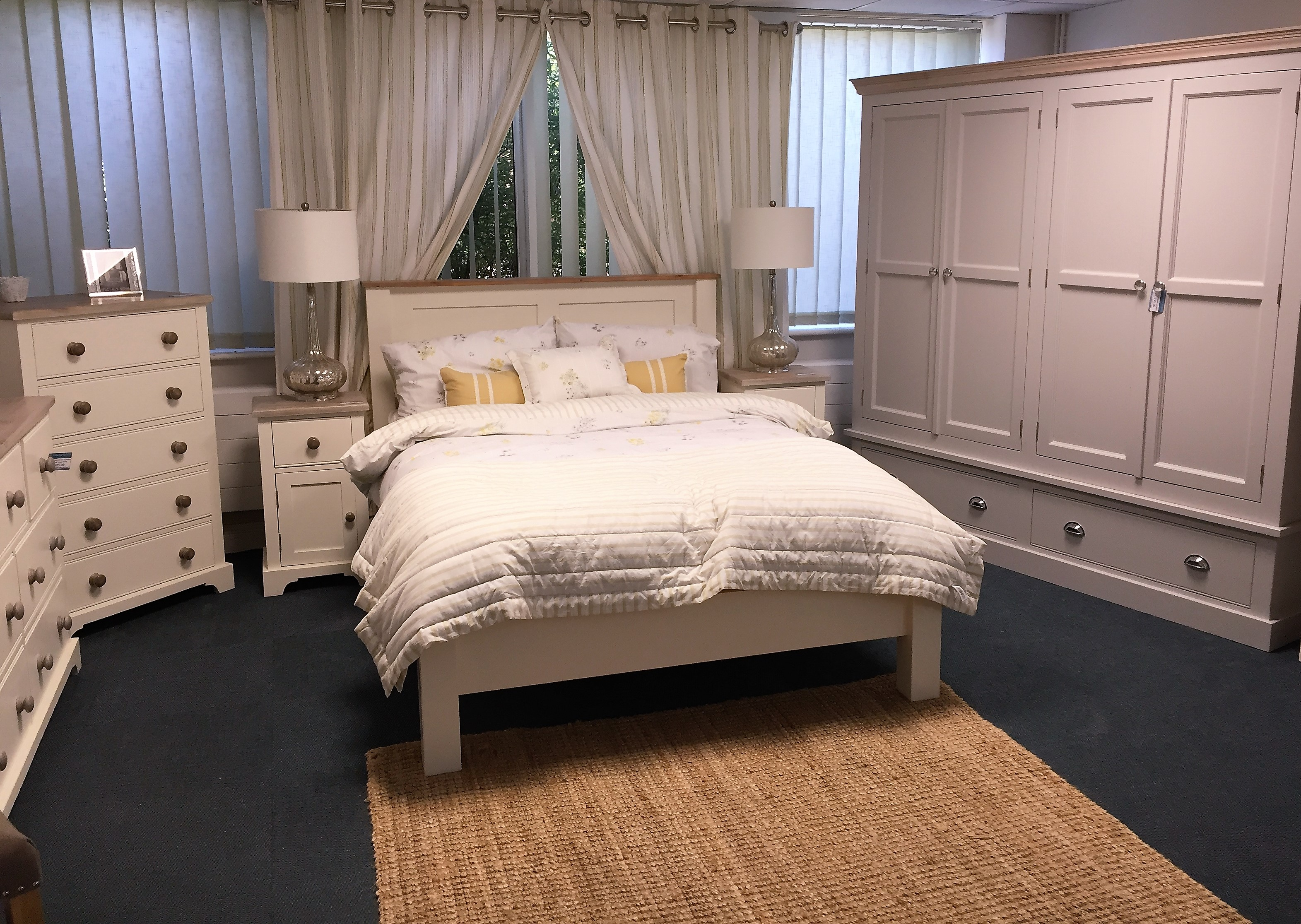 Richmond House Bespoke Bedroom Furniture